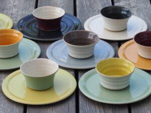 Schüsselchen mini, in verschiedenenen Farben